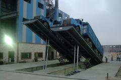 Complexes conveyor-dumping