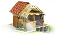 High-temperature thermal insulation