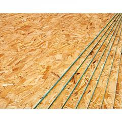 Plywood water-resistant