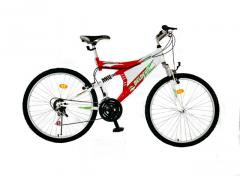 Comfort mountain bicycles