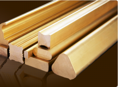 Copper refractory alloys
