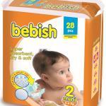 Satın almak Bebish Mini Eko Çocuk Bezi