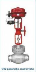 Cast iron valves