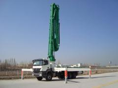 Truck Mounted Concrete Pumps 130-37S, 140-47