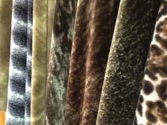 Fabrics for jackets