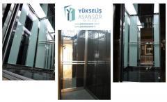 Лифтовая кабина модель Кольёз