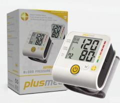 PM-51 BLOOD PRESSURE MONITOR (WRIST TYPE)