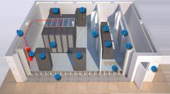 Sistem Odası Kurulumu, Data Center