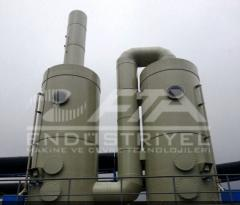Smoke extraction systems