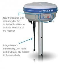 STONEX S8 Plus GNSS Cihazı