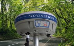 Stonex S9 III PLUS GNSS Cihazı