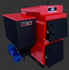Katı Yakıtlı Mini Seri Otomatik Yüklemeli Kat