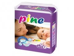 Pine mini 28 li eko paket bebek bezi