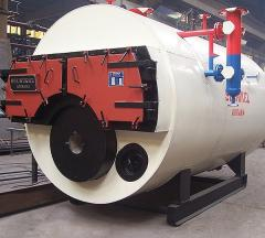 Natural Gas and Liquid Fuel (Saturated / Super-Heated Steam) Boilers