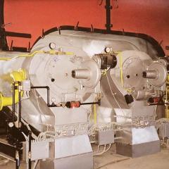 Rotary (Gas/Liquid Fuel Combined) Burner