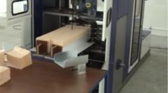 Kare Peçete Makinası KM002