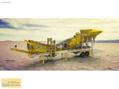 Satılık mobil kırma eleme tesisleri - 0232 853 72 11
