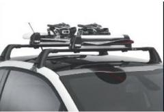 Trunk for car roofing