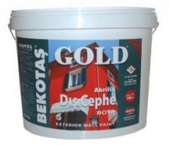 Bekotaş Gold Akri̇li̇k Diş Cephe Boya