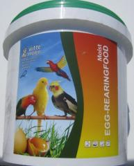Vitamins and feeding for birds