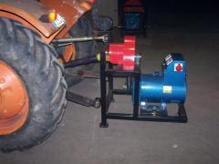P.T.O. Driven Generators