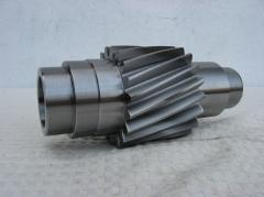 Spare parts for equipment of ore mining and