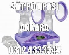 Ankara Anne Bebek Süt Pompaları