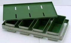 тостовые формы с крышой