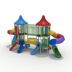 Уличные детские игровые комплексы и плошадки
