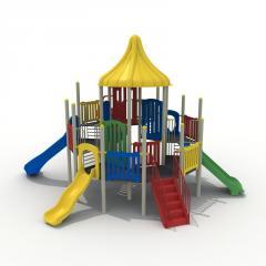 Детские игровые комплексы и плошадки