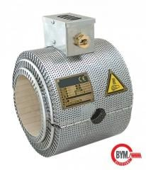 Clamp heaters
