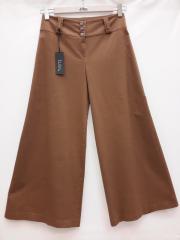 Geniş Paça Pantolon Yüksek Bel Moda