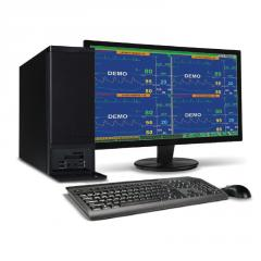 CS-9000  CENTRAL MONITORING SYSTEM WIRED &