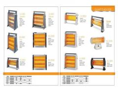 Electric heating equipment
