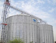 Grain Storage Silo Systems