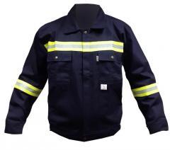 Telas para trajes de trabajo