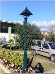 Solar Garden Lighting (PRISMA)