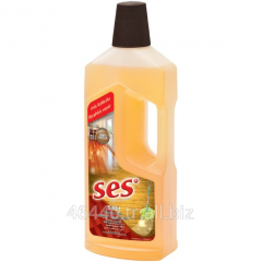 Means for cleaning wooden surfaces SES, 750 ml