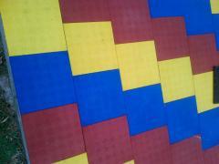 Epdm Rubber Tile