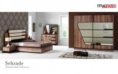 Şezade bed room set