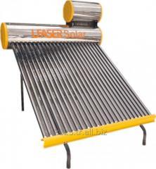 UFASER solar güneş enerjisi ile su ısıtma sistemi