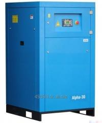 Screw Air Compressor Alpha-15 Hp 11 KW