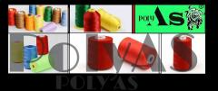 POLY -  AS      POLYESTER  SEWİNG THREADT