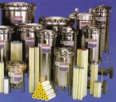 Kartuş tortu filtrasyon sistemleri