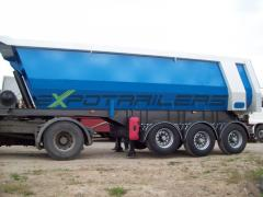 Tipper Trailers - Hardox Tipper For Sale