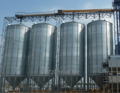 Системы зернохранилище