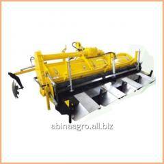 Soil Preparation and Cushioning Machine