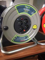 Metal Extension Cable Reel