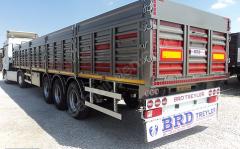 Semitrailers, heavy-duty