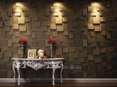 3D Fireproof wall panels - VT101